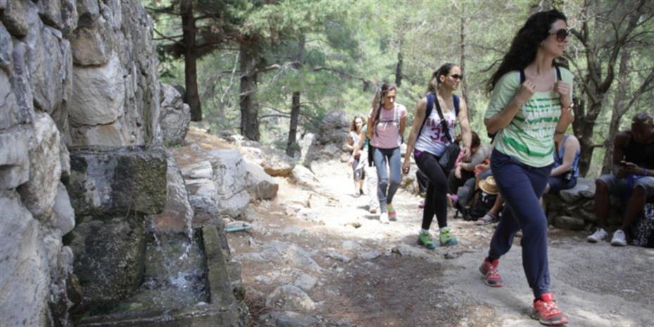 Εναλλακτικές μορφές τουρισμού κλειδί για επιμήκυνση σεζόν