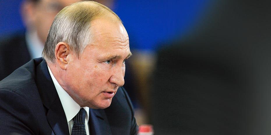 Για συνομιλίες με Μακρόν και Μέρκελ ετοιμάζεται το Κρεμλίνο