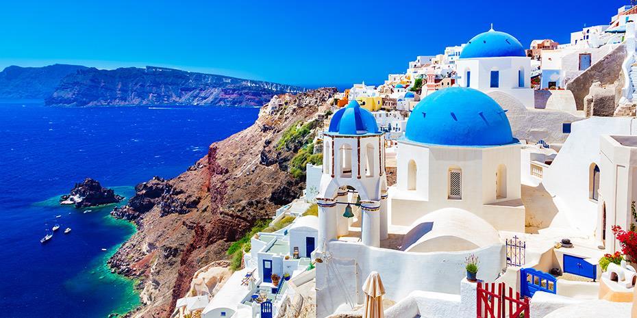 Πρώτη η Ελλάδα στις προτιμήσεις των Ευρωπαίων τουριστών